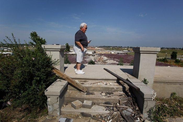 Joplin, Missouri. One Year After Tornado