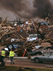 Joplin, Missouri. One Year After Tornado