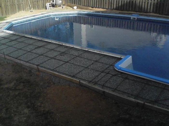 Self Made Pool