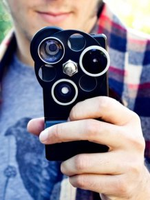 How to Turn You iPhone Into A Professional Camera