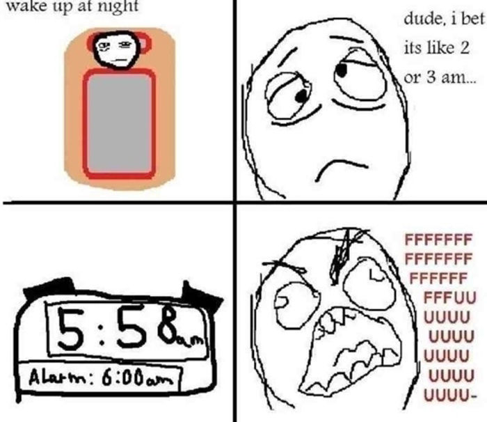 The Worst Possible Problems Ever