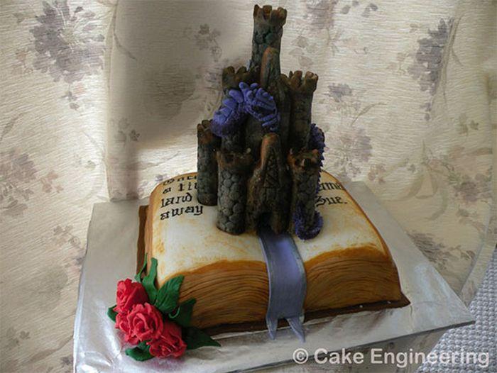 Cool Cake Designs
