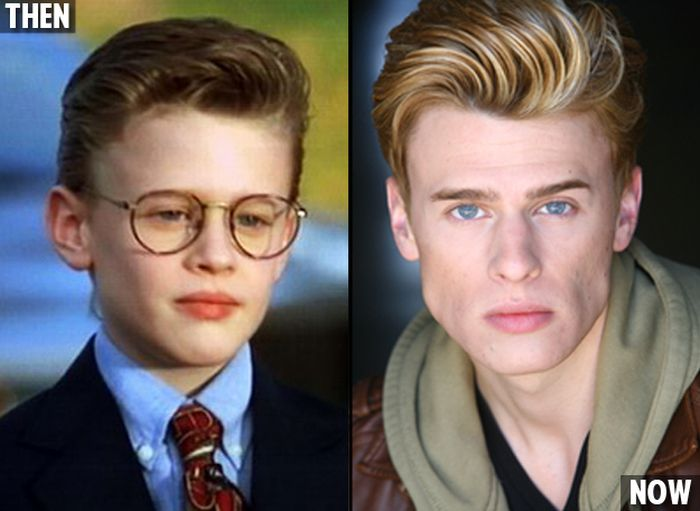 Teen Stars Then and Now