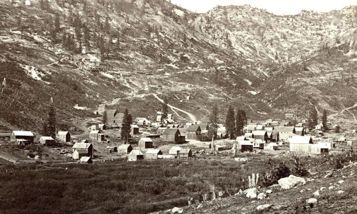 The American West, 150 Years Ago
