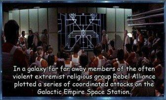 Star Wars Conspiracy