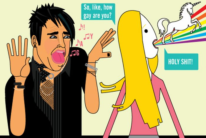Parodied Celebrities, part 3