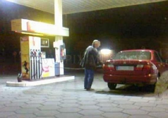 Gas station fails