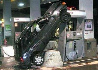Gas station fails