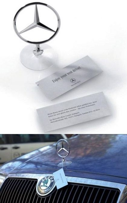 Great Examples Guerilla Marketing, part 2