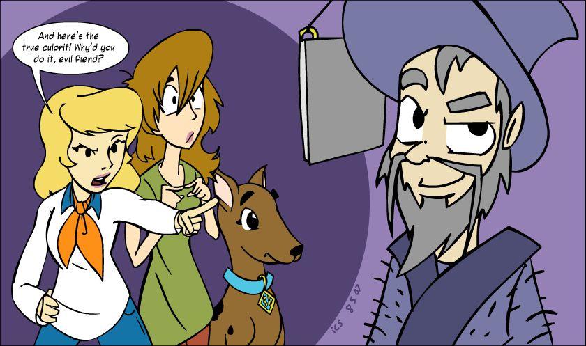 Creative Cartoon Gender Swaps
