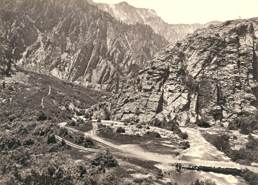 The American West In the Late 1800s