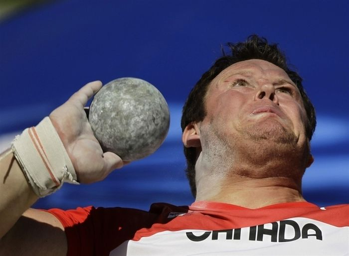 Shotput Faces