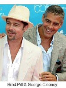 Celebrity Bromances