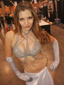Sexy Girls of Phoenix Comicon 2012