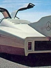 Mercedes-Benz C111 Concept