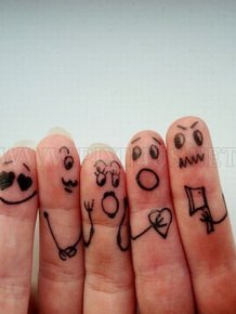 The Secret Life of Fingers