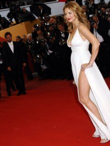 Virginie Efira and Her Hot Dress
