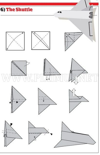 How to Build Cool Paper Planes