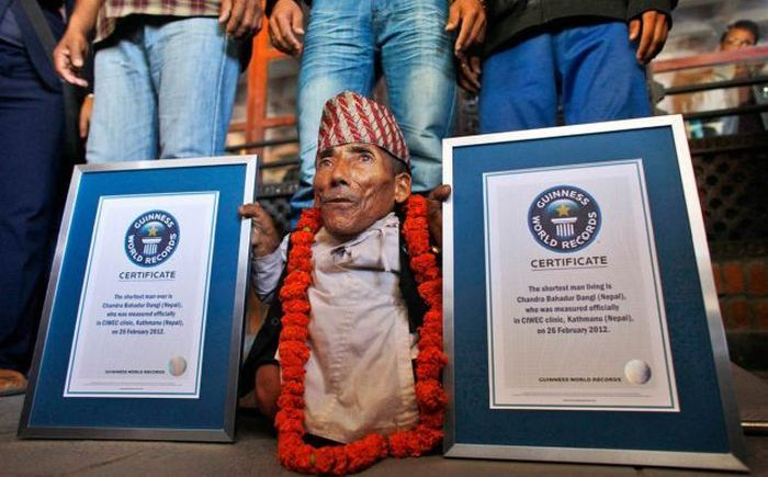 Guinness World Records of 2012, part 2012