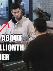 Millionth Customer