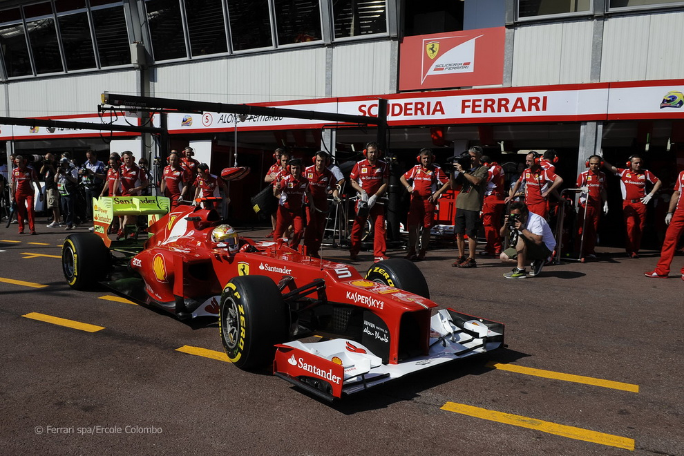 Behind the scenes of the 70th Monaco Grand Prix