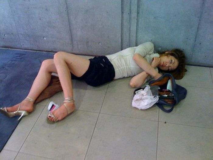 Hilarious Drunk and Wasted People, part 2
