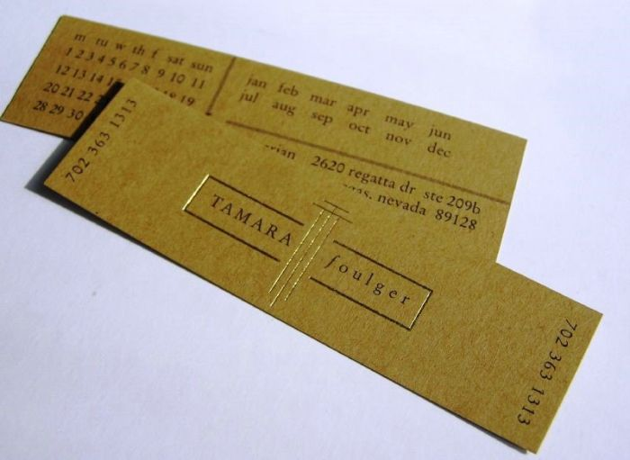Creative Business Cards, part 3