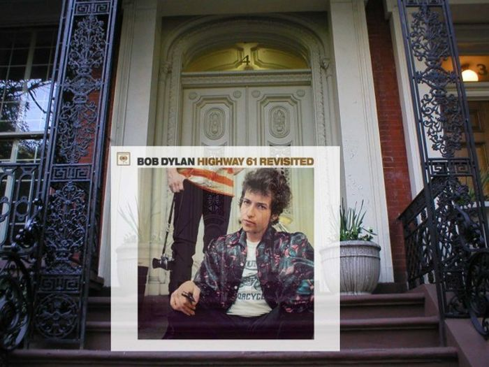 Shooting Locations of Vintage Album Covers