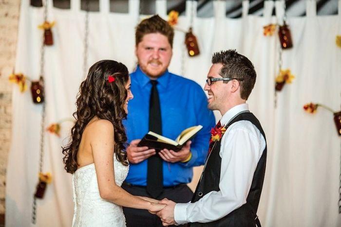 Matt and Asia's Minecraft Wedding