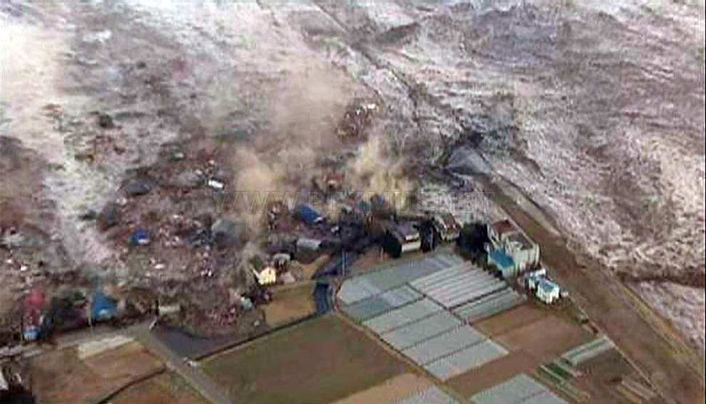 Earthquake in Japan - the strongest in the history of the country