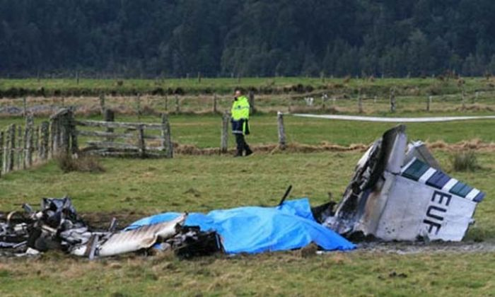 Plane Accidents and Crashes
