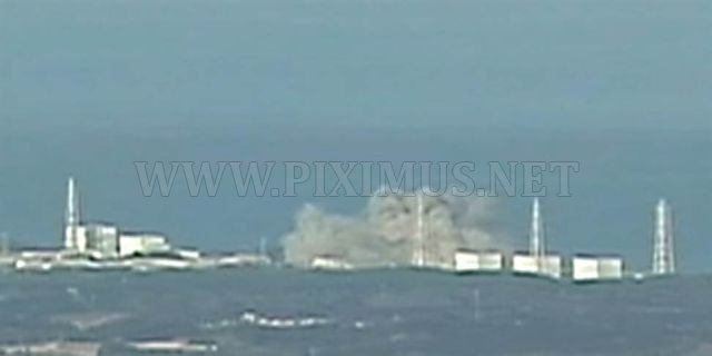 Explosion at Nuclear Power Plant in Japan