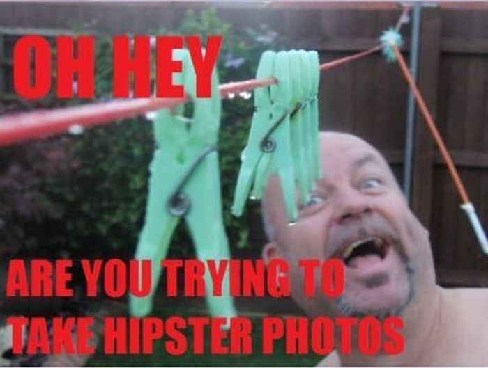Typical Hipster Photos Revised
