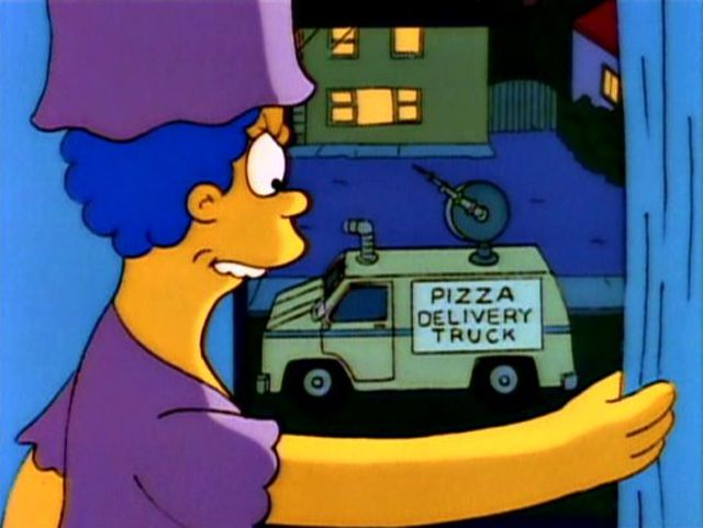 The Simpsons' Hilarious Vehicles