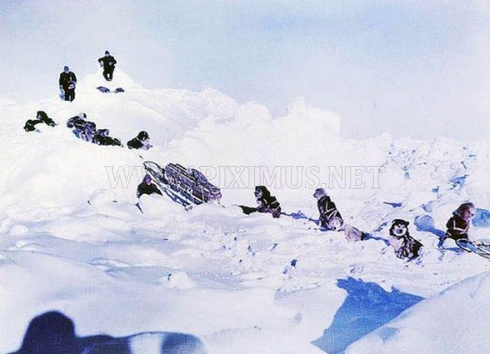 Antarctica in Color, 1915 , part 1915