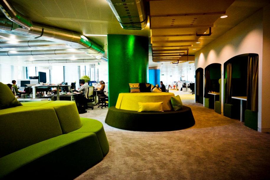 google office hq. Google Office In London Hq