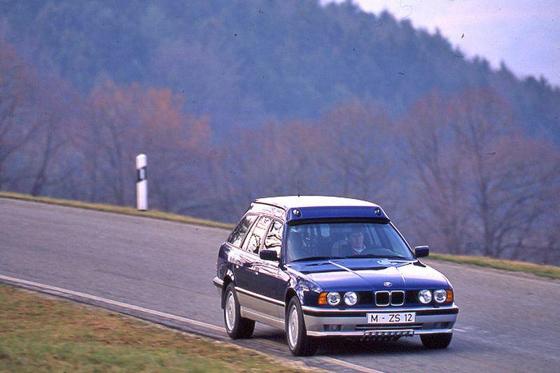 Exclusive BMW 530iX Enduro Touring