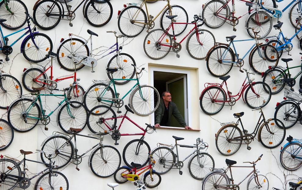 Bikes, part 2
