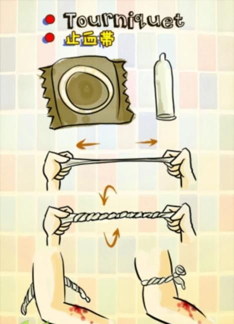 What to Do with a Condom...