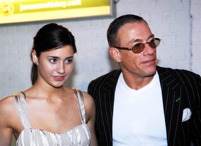 Jean Claude Van Dammes Daughter, Bianca Bree