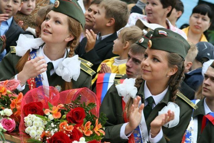 The Cutest 2012 Russian Graduates