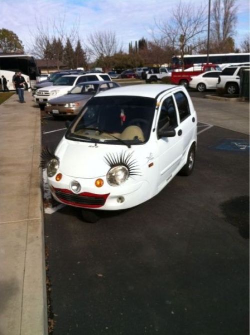 WTF Vehicles