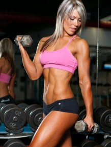 Hot Fitness Babes