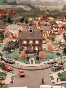 Roadside America - miniature village