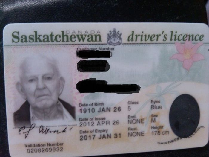 Driver Licence for the Next 5 Years