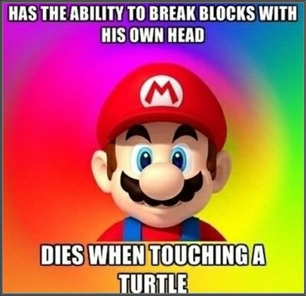 Video Game Logic Fun