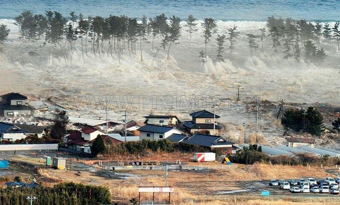 2011 Sendai Earthquake and Tsunami