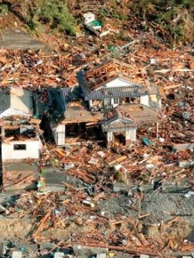 2011 Sendai Earthquake and Tsunami