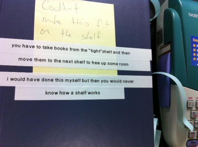 The Best Replies to Handwritten Notes