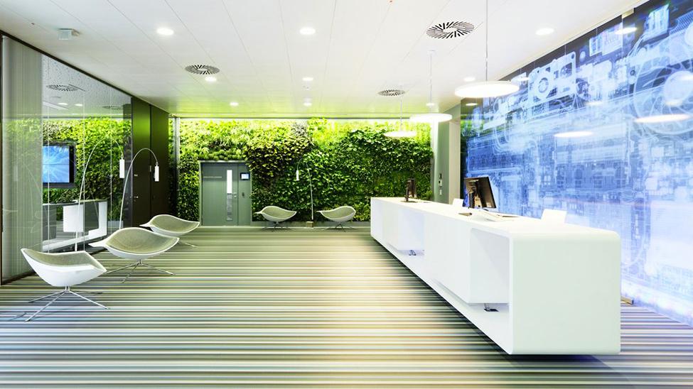 The head office of Microsoft in Vienna by INNOCAD Architektur